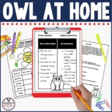 Owl at Home Book Companion