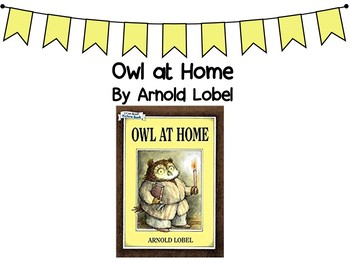 Owl at Home Journeys Companion Unit