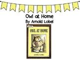 Owl at Home Journeys Companion Unit
