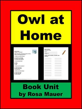 Owl at Home Reading Comprehension