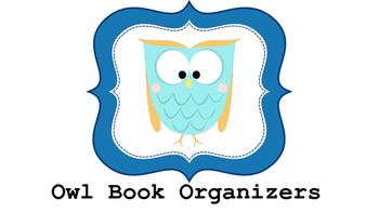 Owl book organizers