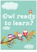 Owl classroom theme pack