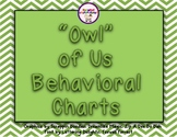 """Owl"" of Us Behavioral Charts"