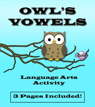 Owl's Vowels