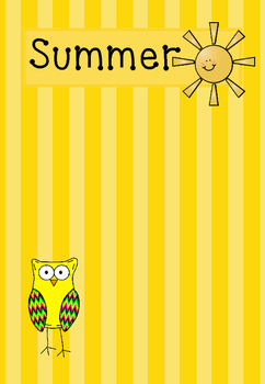 Owl season posters