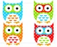 Owl theme Door Decor