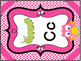 Owl themed alphabet cards