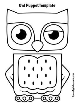 Owl Craft | Owl Activity | Owl Themed Classroom | Owl Craftivity