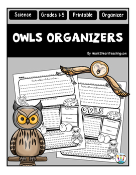 Owls Research Organizers for Poster Projects