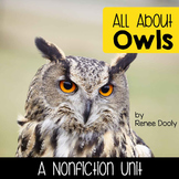 Owls Nonfiction