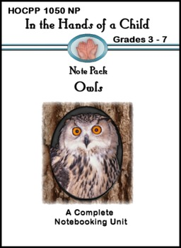 Owls: A Thematic Unit