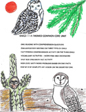 Owls: A common core unit inclucing language arts, math and fine arts activities.