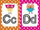 Owls ABC's & 123's