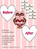Owls Before and After