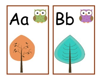 Owls Classroom Theme Pack