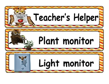 Owl's Classroom jobs
