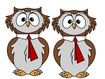 Owls Clip Art and Templates