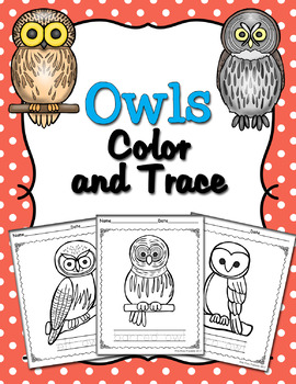 Owls Color and Trace