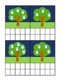 Owls Counting Ten Frame Activity