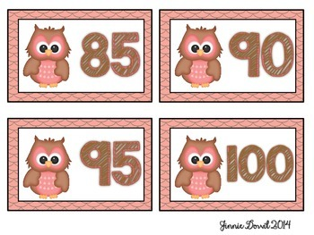 Owls - Counting by 5