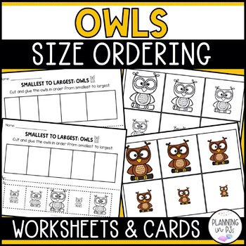 Owls - From Smallest to Largest