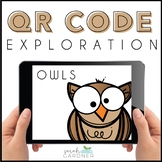 Owls QR Code Exploration