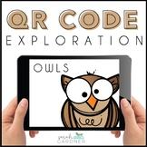 Owls QR Code Exploration