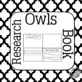 Owls Research Book