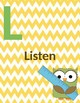 Owls SLANT and Non Verbal Hand Signals