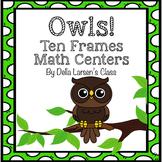 Owls Ten Frames