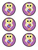 Owls and Easter Eggs for Autism