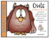 Owls are a Hoot!