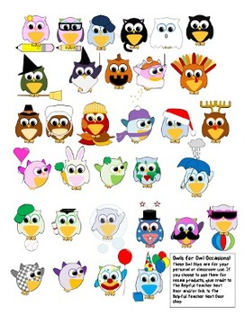 """Owls for """"Owl"""" Occasions"""