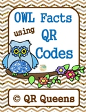 Owls using QR Codes and Links