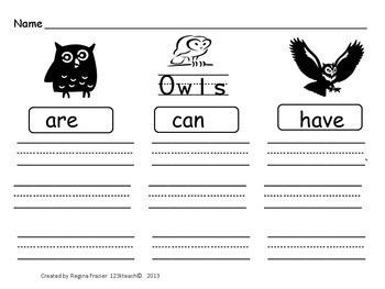 Owltastic Bundle, Writing Activities, Editable Labels, Bulletin Board Set