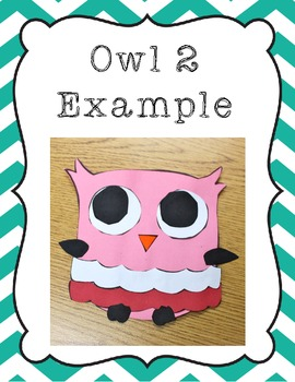 Owlways Remember! {An end of the year owl craftivity}