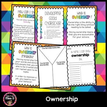 Social Skills Ownership