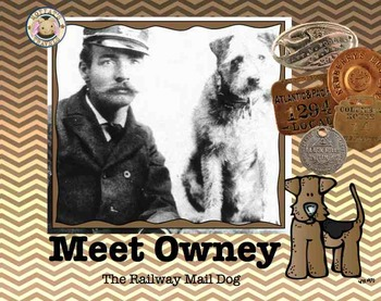 Owney The Railway Mail Mascot