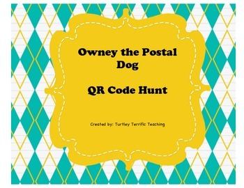 Owney the Postal Dog QR Code Hunt