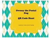 Owney the Postal Dog QR Code Hunt