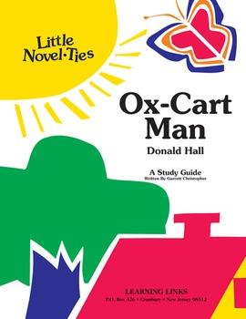 Ox-Cart Man - Little Novel-Ties Study Guide