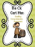 Ox Cart Man Reading Comprehension Assessment