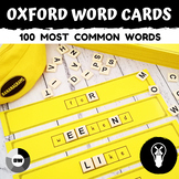 Oxford 100 Frequently Used Words Cards < Game > Winmill Creative NZ