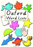 Oxford Most Common Used Words