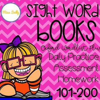 Oxford Sight Word Books 100-200 -- Daily Practice, Assessment & Homework Books