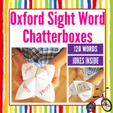 Oxford Sight Word Chatterbox 120 Words with Fun Jokes