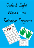 Oxford Sight Words - Complete Program Rainbow Words 1-100