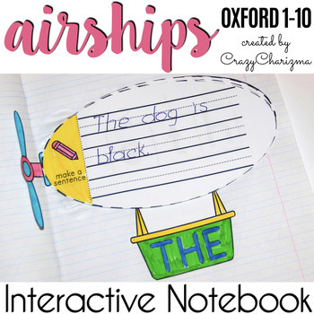 Oxford Word Activities - Airships {1-10}