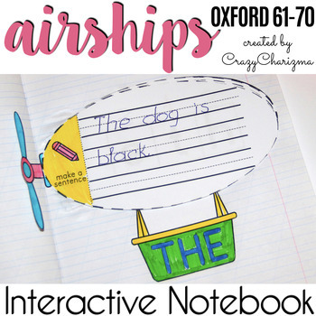 Oxford Word Activities - Airships {61-70}