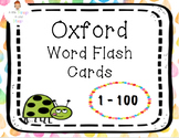 Oxford Word Flashcards